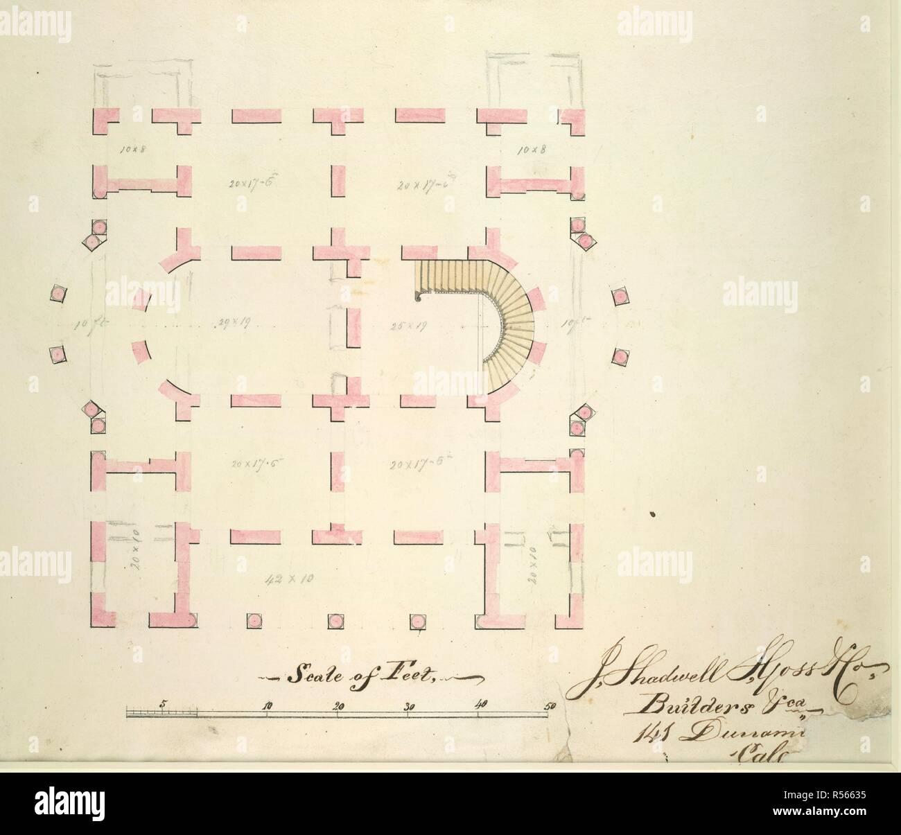 Diseño De Constructores 1820 1830 Constructores De