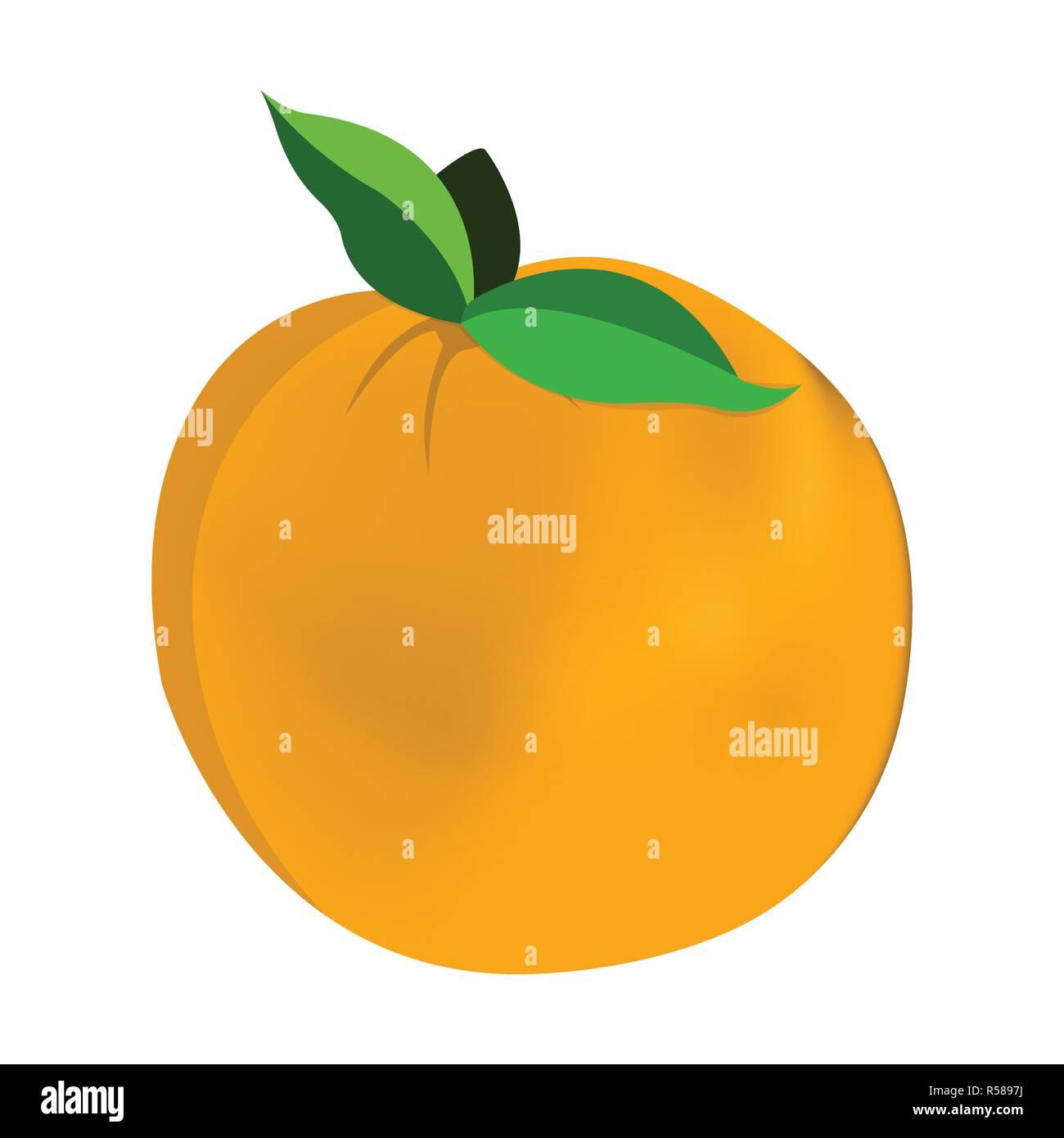 Icono Naranja Los Alimentos Con Grasas Y Aceites Saludables