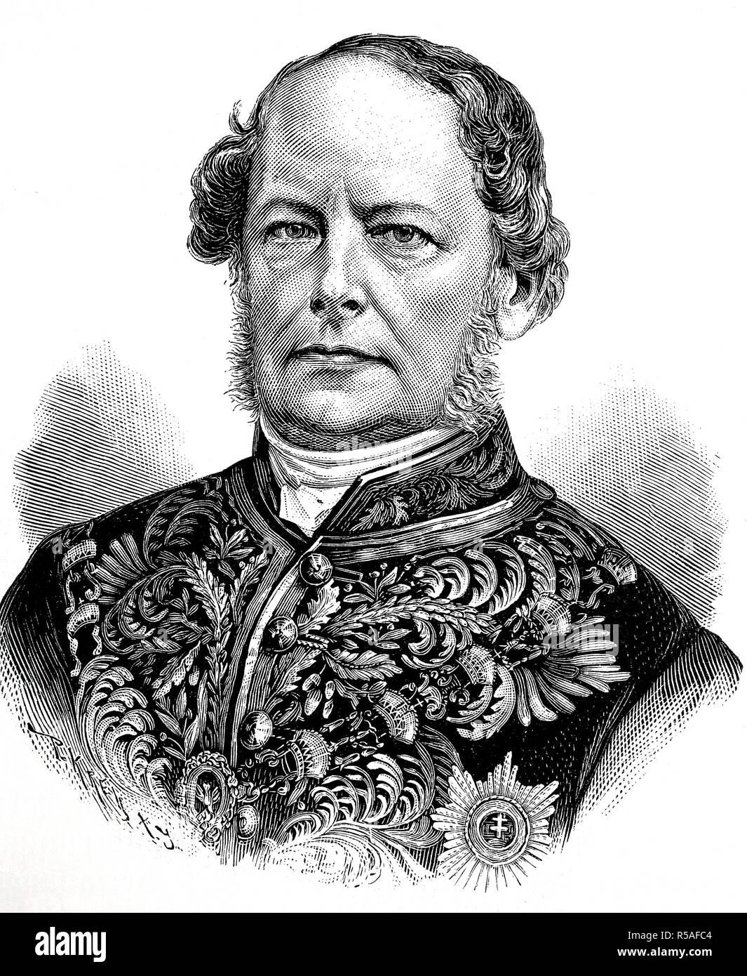 Resultado de imagen de Conde von Beust, Canciller de Austria,