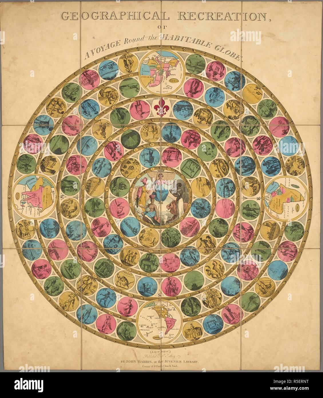Ilustra Un Diagrama Circular Para Los Propositos De Un Juego
