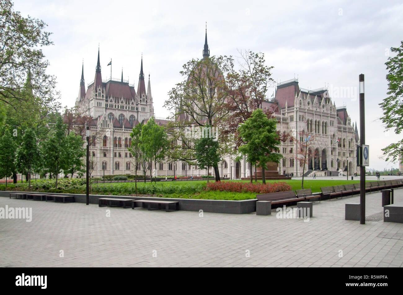 Budapest en Hungría Foto de stock