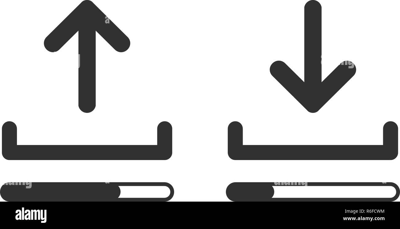 c315580df98b0 Cargar y descargar el conjunto de iconos con barras de carga ...