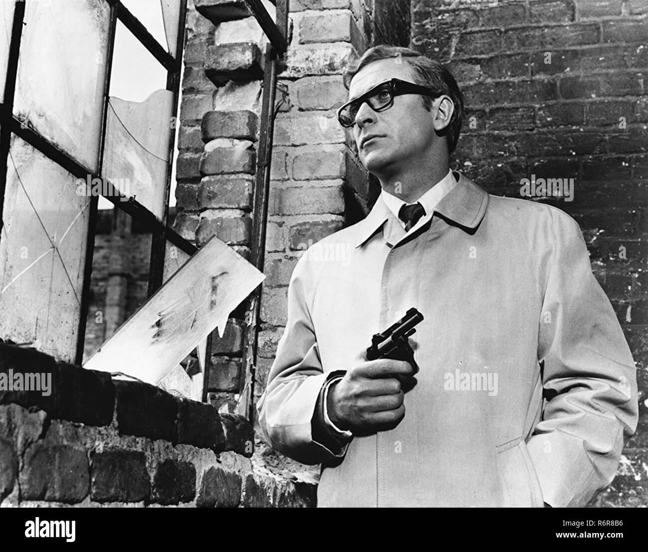 FUNERAL EN BERLÍN 1966 Paramount Pictures Film con Michael Caine Imagen De Stock