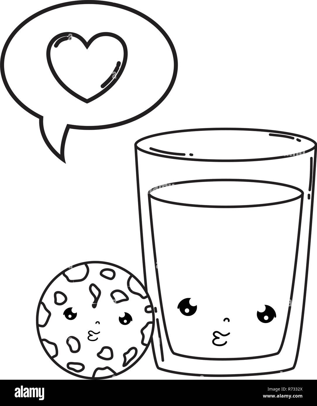 Caricatura De Desayuno Imágenes De Stock Caricatura De Desayuno