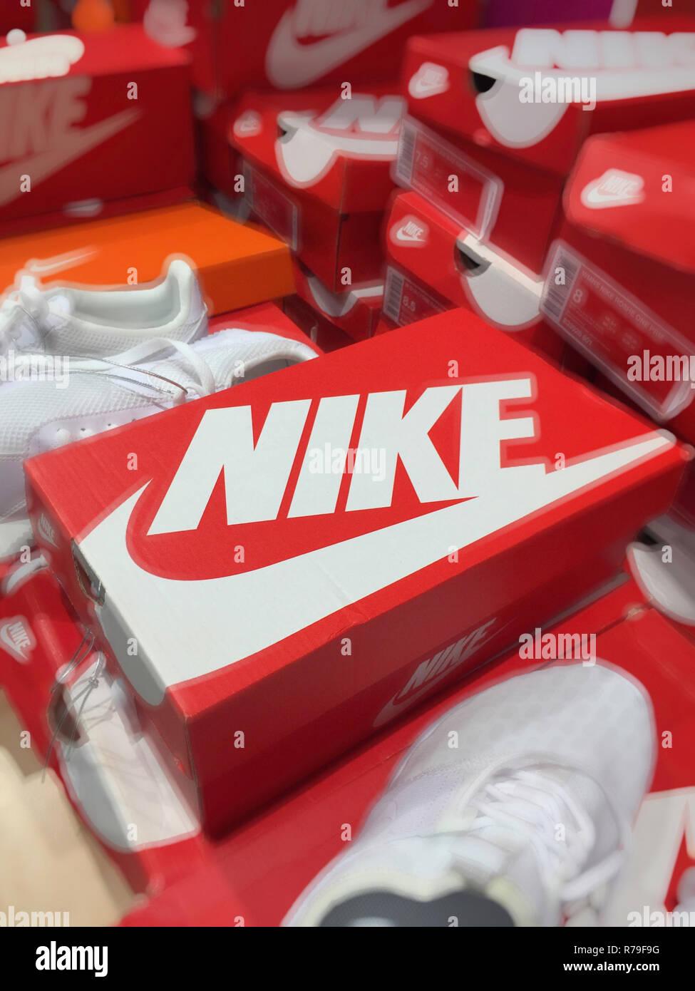 cajas de zapatillas nike