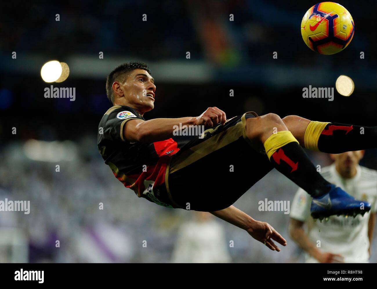 2f5523ce3760e Alejandro Gálvez (Rayo Vallecano) visto en acción durante el partido de  fútbol de la