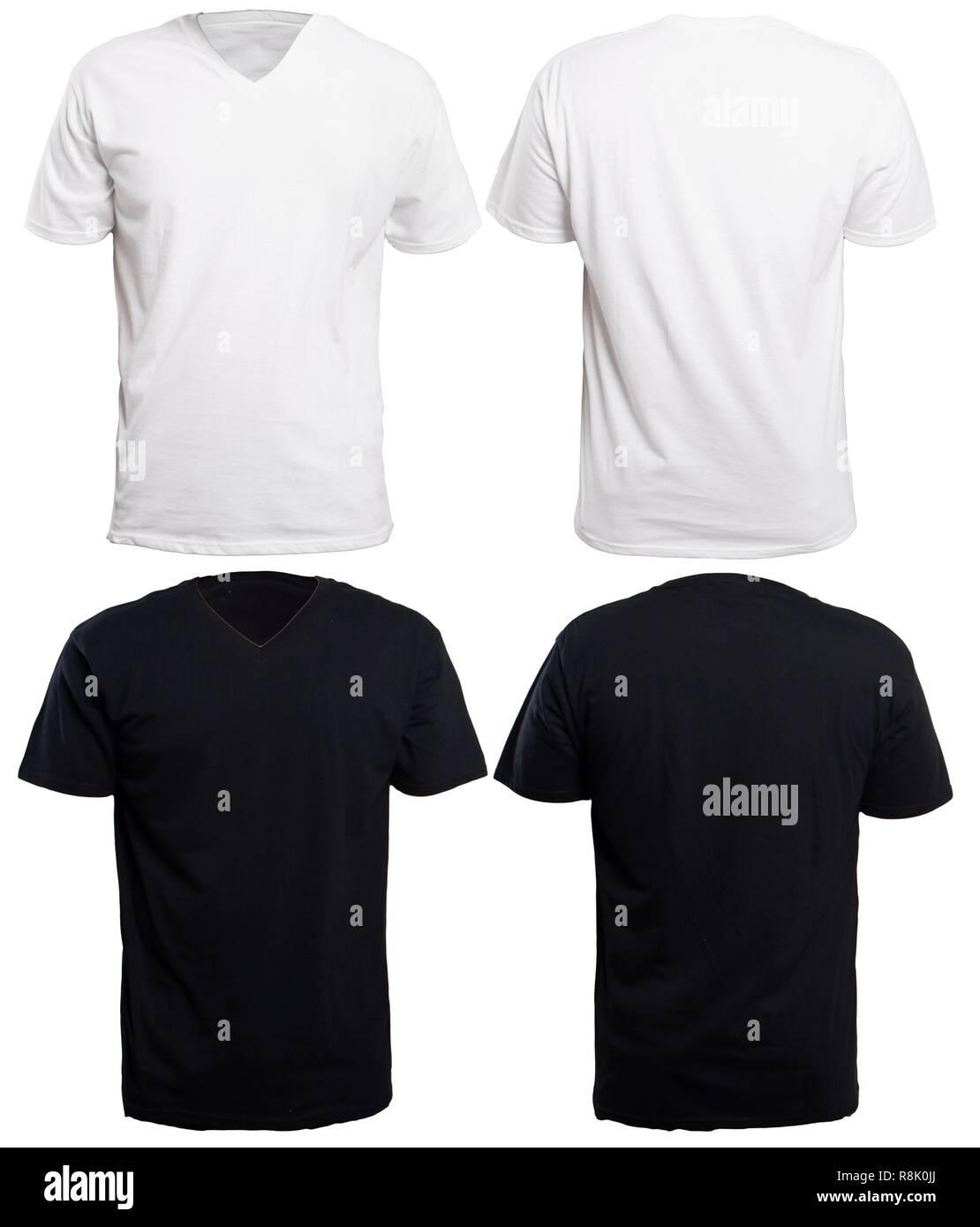 Cuello Stockamp; Negro De Camiseta Imágenes V E2YDH9IW