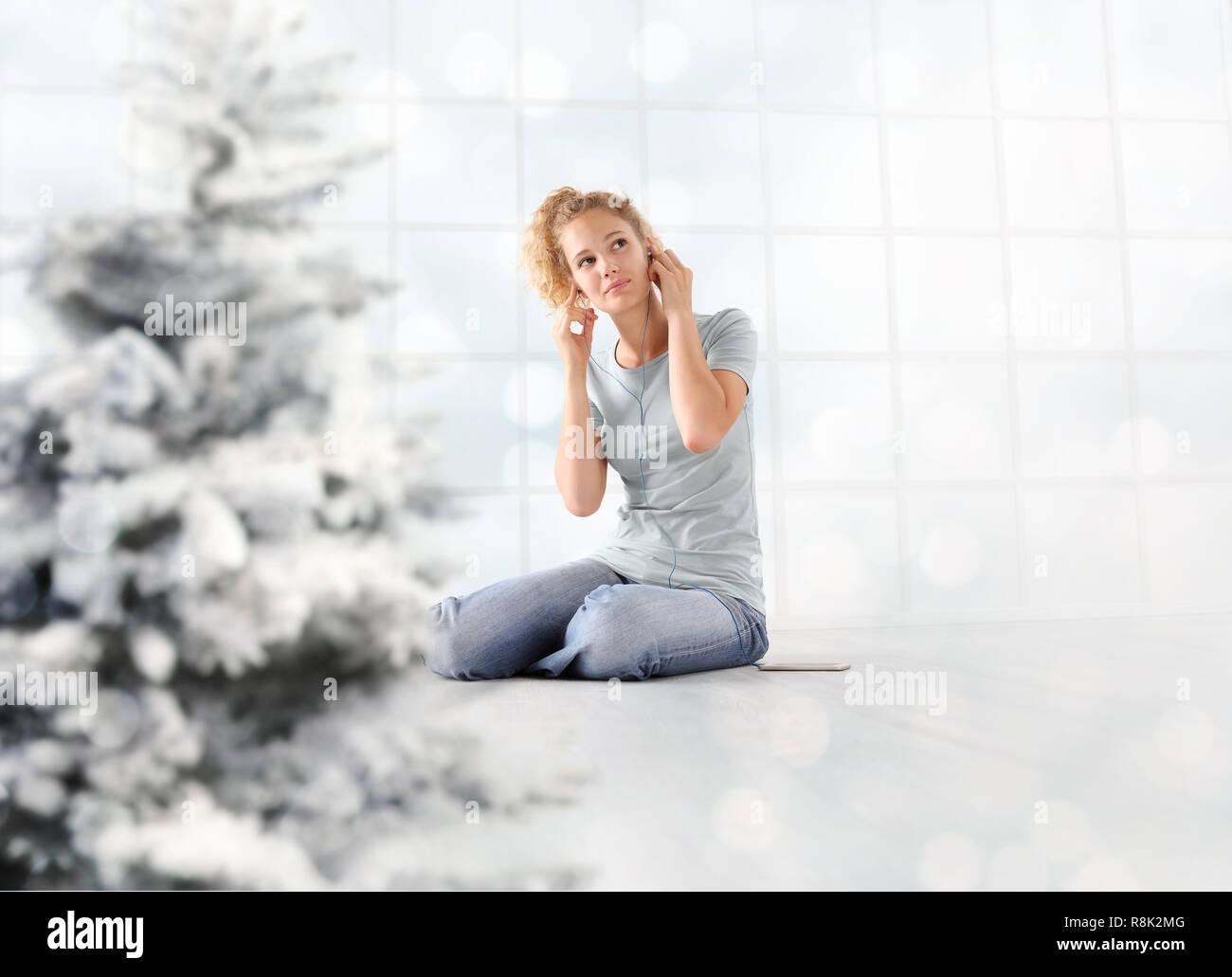 Escuchar Cancion Feliz Navidad.Canciones De Navidad Imagenes De Stock Canciones De