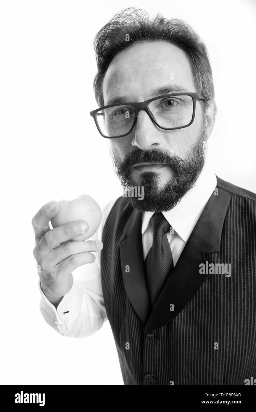 8dafc04cb1 Guía para la prescripción de anteojos y lentes de marcos. El empresario  clásico ropa formal