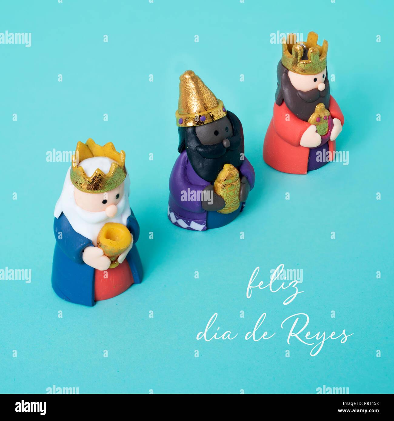 Dias De Reyes Magos Descargar los tres reyes magos y el texto feliz dia de reyes, epifanía