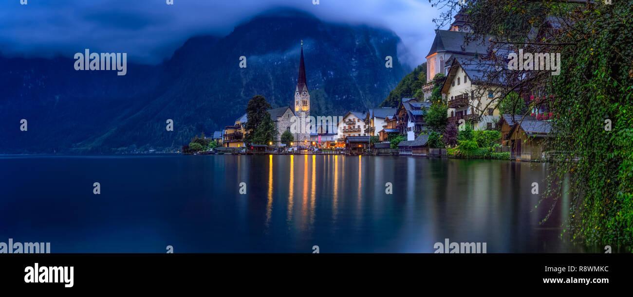 Hallstatt, Austria Imagen De Stock