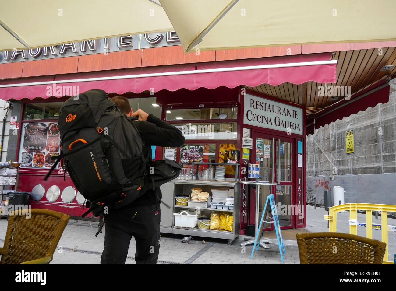 Cafetería Restaurante En La Terraza Plaza De Tirso De