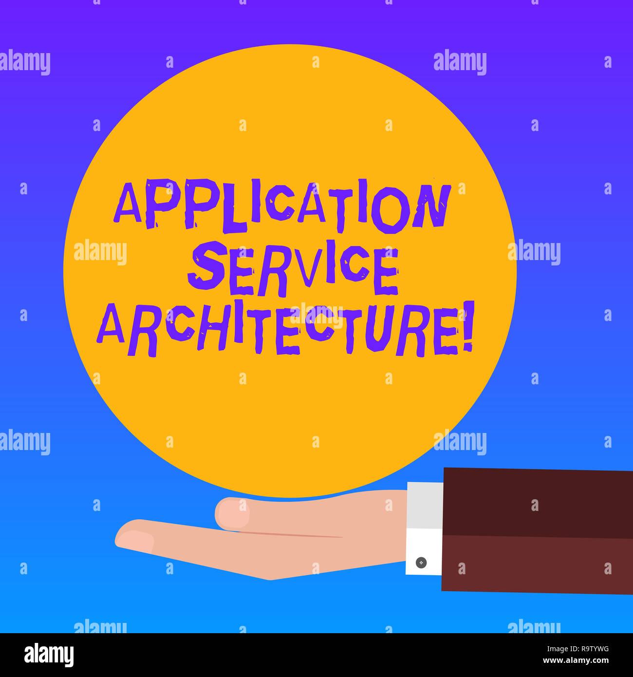 16b4c9e69 Arquitectura del servicio de aplicación de texto de escritura a mano.  Concepto Significado diseño de soluciones que vincular aplicaciones y datos  de ...