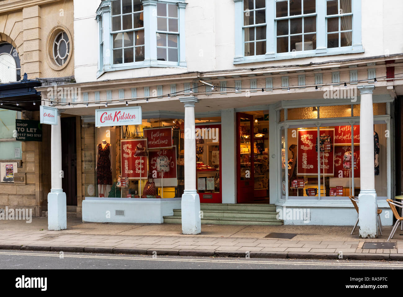 Cath Kidston, High Street, Marlborough, Wiltshire, Inglaterra Imagen De Stock