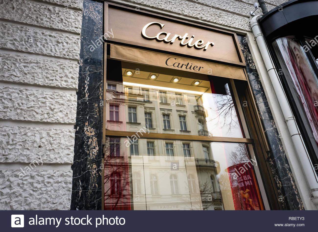 6e7d56911778 Cartier Retail Store Imágenes De Stock & Cartier Retail Store Fotos ...