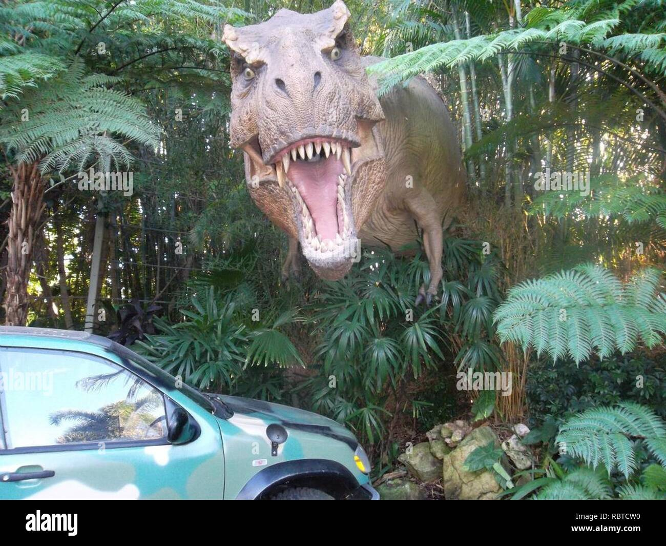 Un T Rex Y Coches De Jurassic Park Universal Orlando Fotografia De Stock Alamy Things to do near universal studios singapore. https www alamy es un t rex y coches de jurassic park universal orlando image231032956 html