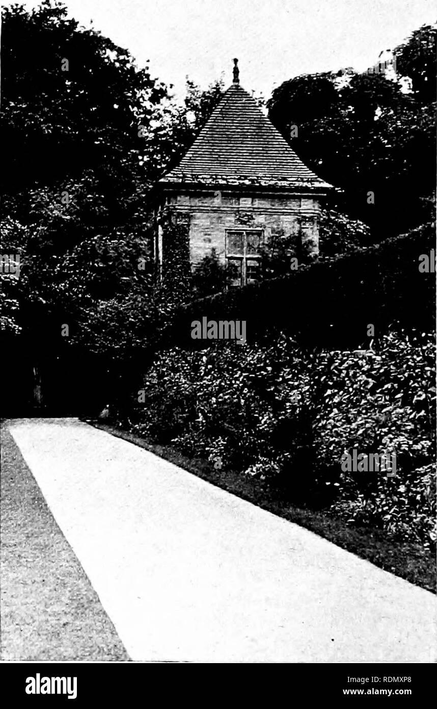 Jardines De Pequeñas Casas De Campo Jardines Hurtwood Fig
