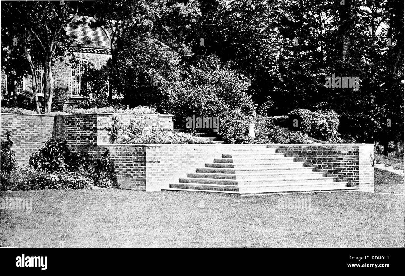 Jardines De Pequeñas Casas De Campo Jardines Fig 124