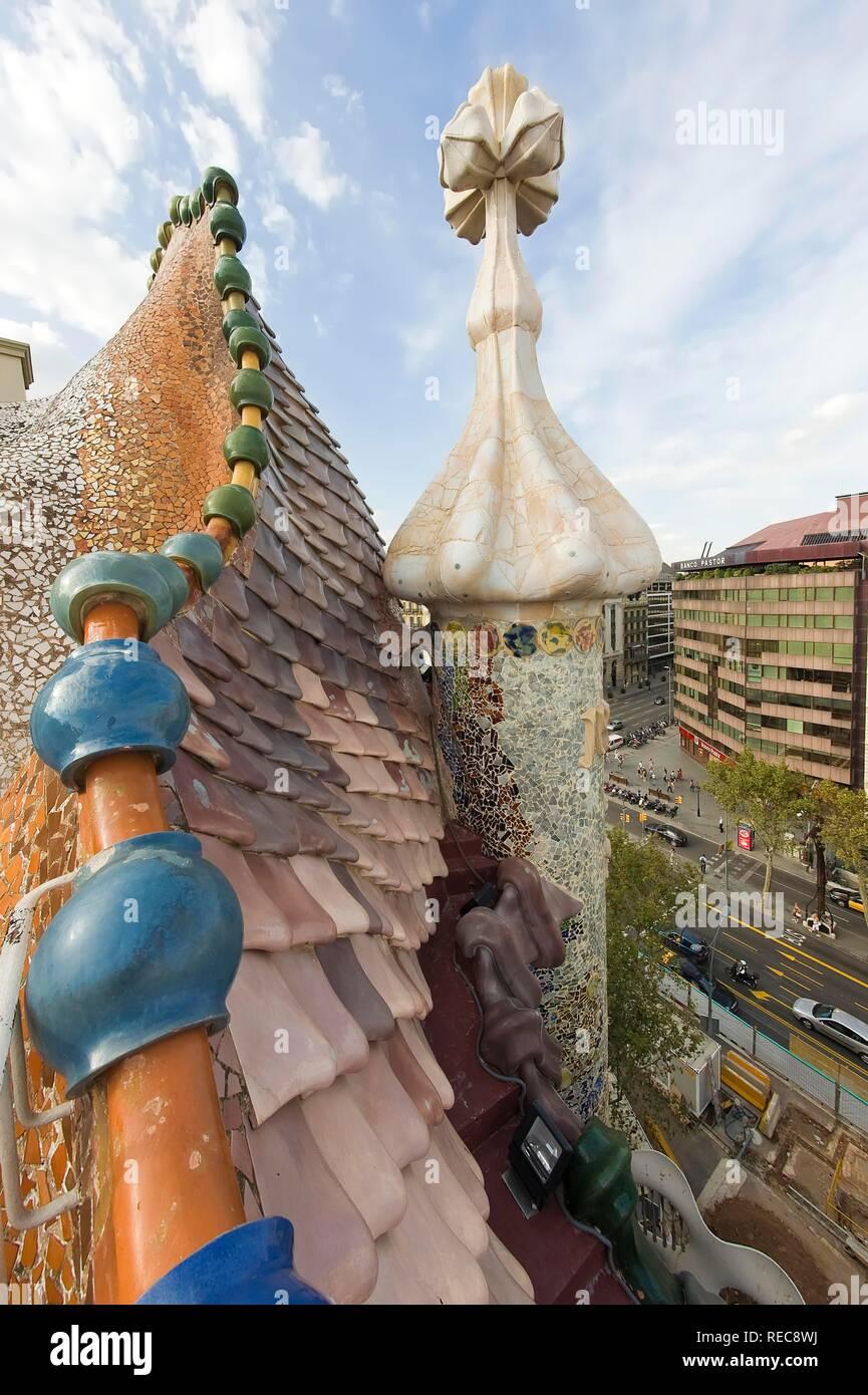 Casa Batlló Sitio Del Patrimonio Mundial De La Unesco La