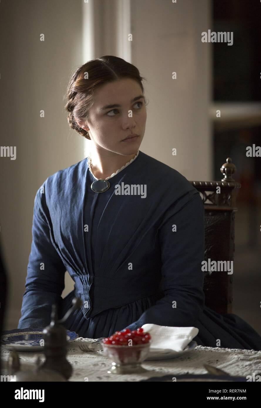 Florencia PUGH Lady Macbeth (2016) Imagen De Stock