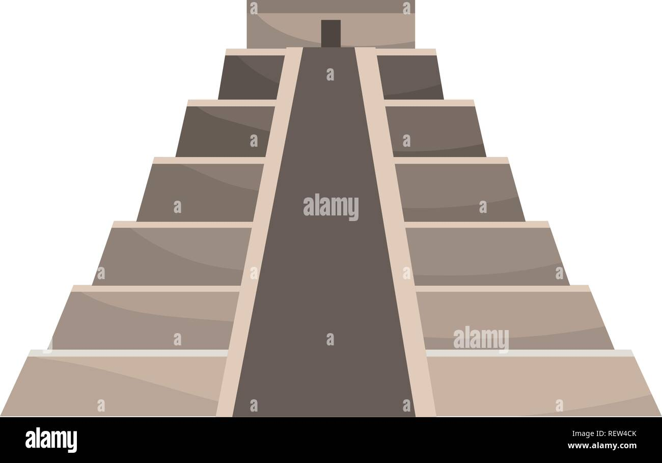 Icono De Estructura Piramidal Ilustración Del Vector Imagen