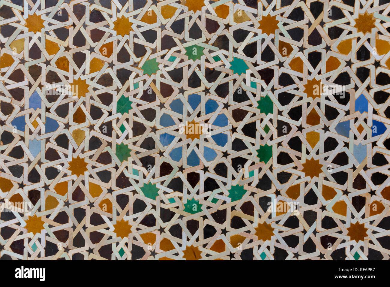Árabe Floral patrón sin fisuras. Fondo Islámico árabe tradicional. Elemento  de decoración de la 75590b8ad7a
