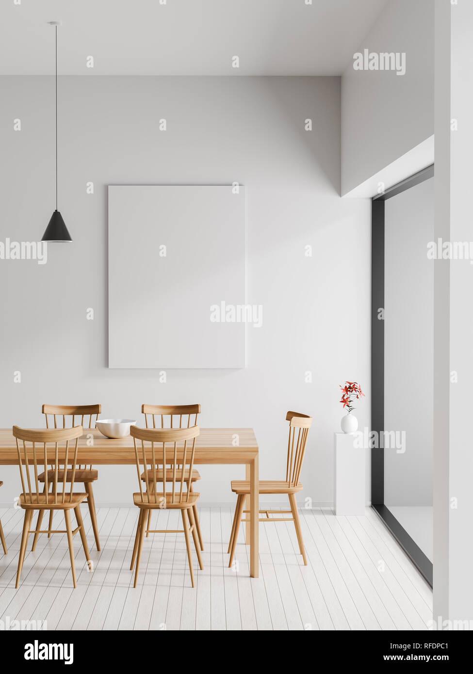 Maquetas fotograma póster en estilo Escandinavo hipster interior ...