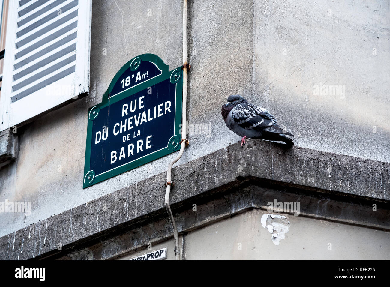 París, Francia Foto de stock