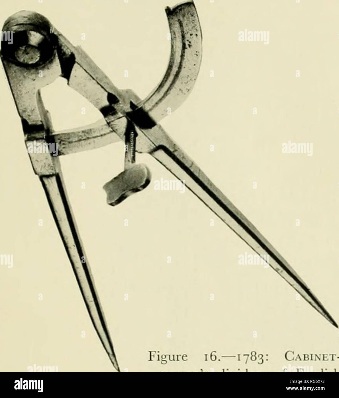 b2d271fe973c5 La ciencia. Figura I.6.-1783  Gabinete- divisores del fabricante de  fabricación Inglesa