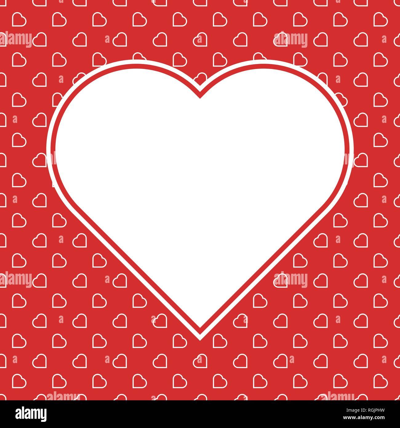 Corazones Rojos Perfecta La Trama De Fondo De Amor Para San Valentín