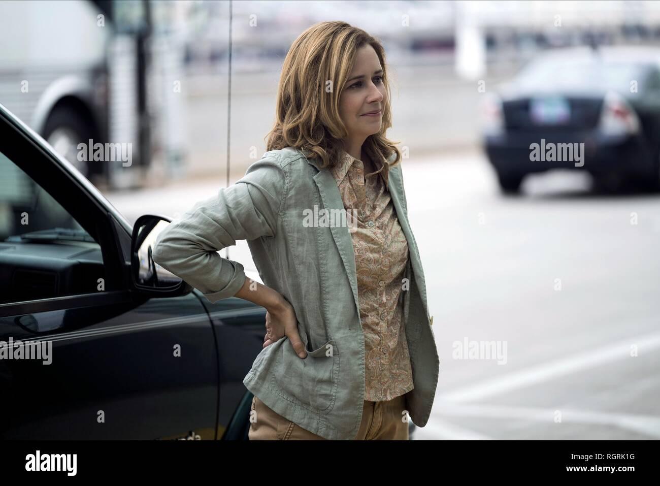 JENNA Fischer el 15:17 de Paris (2018) Imagen De Stock
