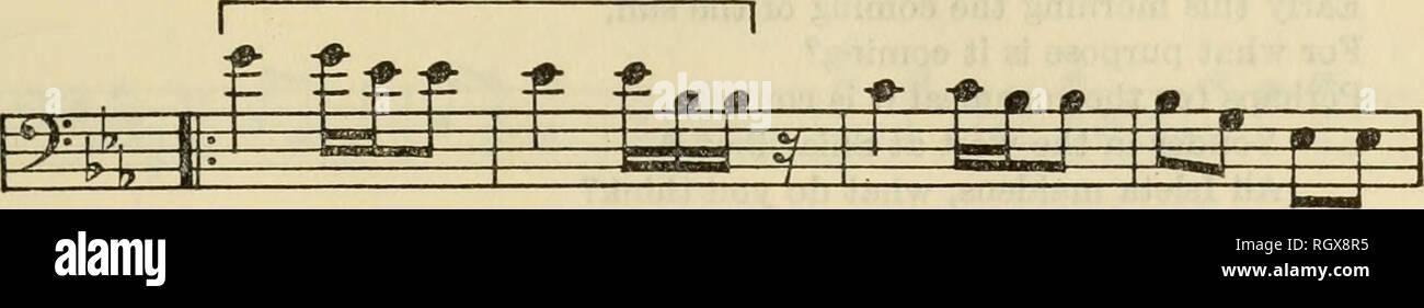 """. Boletín. Etnología. Densmobh] pueblo música g nº 46. La venida del sunâContinued 61. '^'â n r r n """"s i r r r !^^ m T P r n Ir """"^^ ^^^^M ipây ^ â >Â¥i. Lrr^iLirCriii^IrrrTi^pii que niT ^fcrt:r ir-rr i v p p ^pihp [^ ^ - - -J----- f fi T f^ â """" """" 1βt=i-J 1âg._____^__.^^â1â -^mA ^f iirrrrrrp.-ria:^tiri^ ^HA^-1W#i^^££^ lii r ^'ps :>MJrr i^[[ui'irrrr-gAztf priii^^R^E^^r iLg^^iJTLrrrB ritard.. Por favor tenga en cuenta que estas imágenes son extraídas de la página escaneada imágenes que podrían haber sido mejoradas digitalmente para mejorar la legibilidad, la coloración y el aspecto de estos malos Foto de stock"""