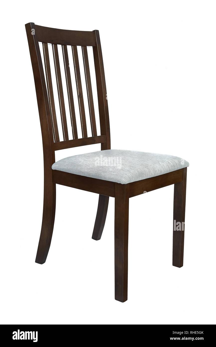 Comedor elegante silla. Classic Brown silla de madera para comedor y ...