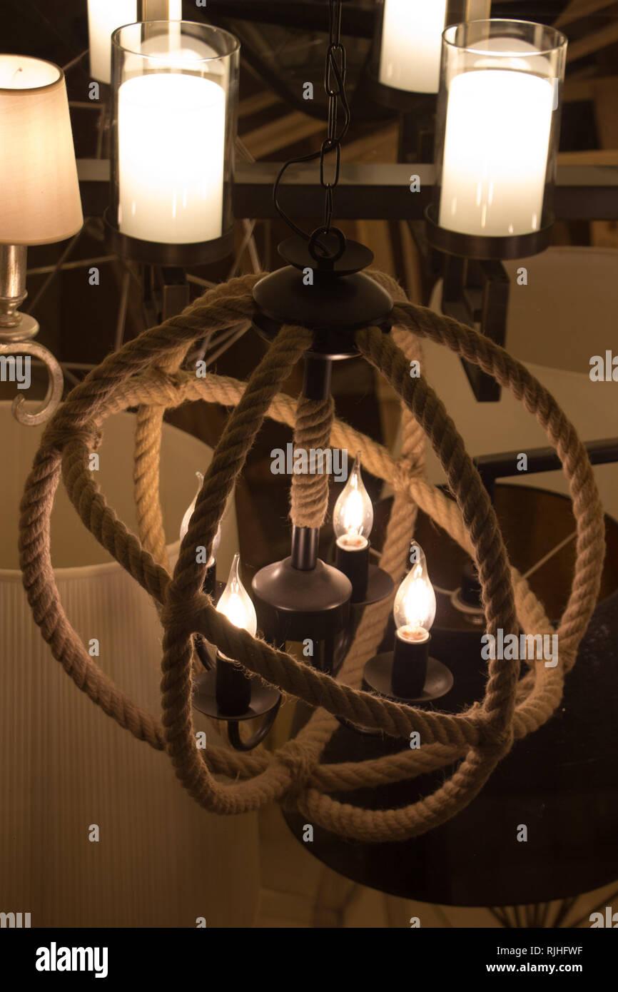 de de Lámparas de antiguo decoración techo estilo para vN0mO8nw