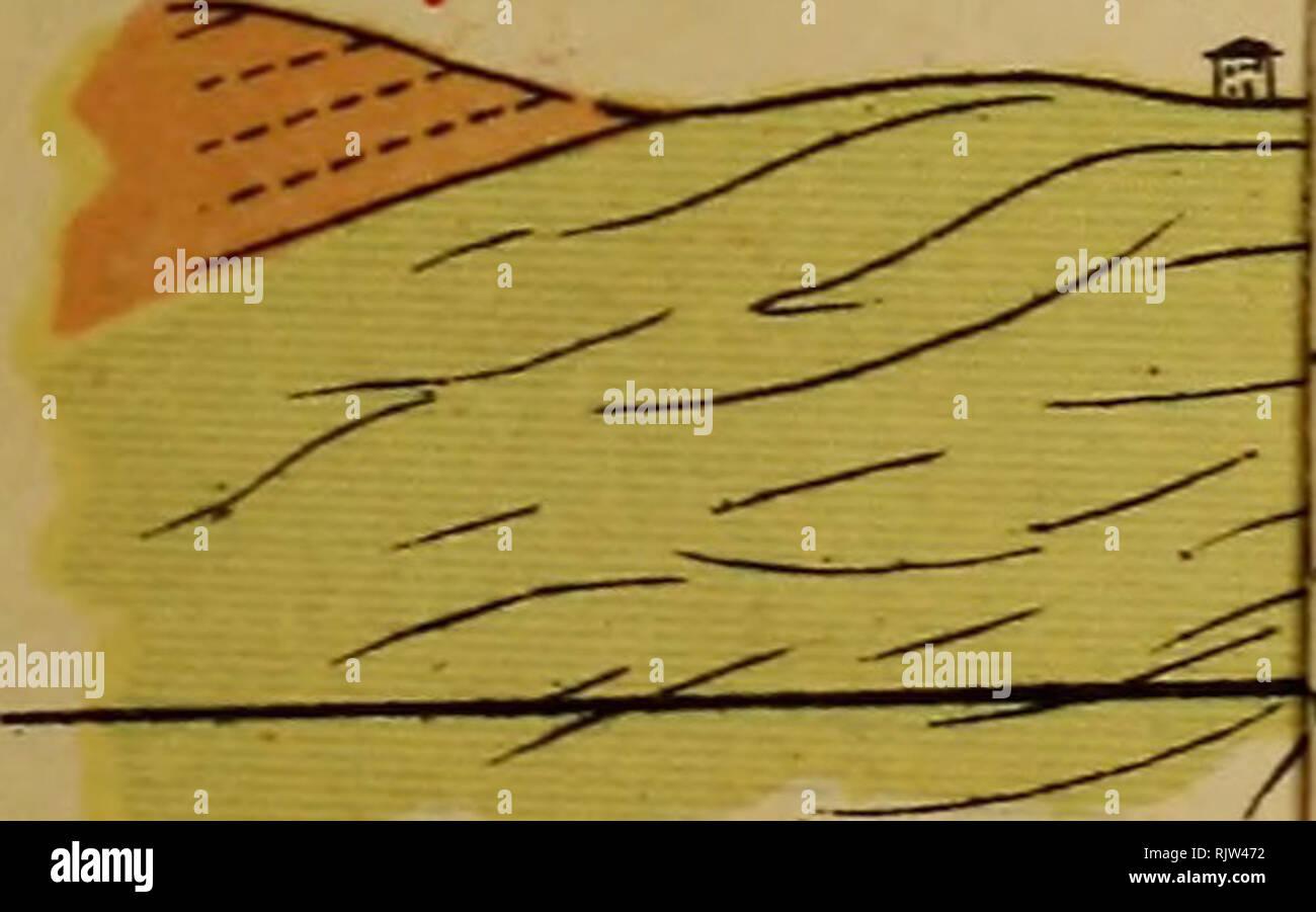 """. Atti della Società toscana di Scienze naturali, residente en Pisa. Historia natural; la ciencia; la ciencia. """"!?"""" 1. CólU linee di sezione confinar dei terreni sorgenti termali e uiuerali località fossilifere Inclinazioni > I deboli ^ medie h> forti UN 1:25.000 DELLE CURVE m. 25 W di M. Mario N O I?i Ciolo males Firenze, lit A. ^uffom/uzza S. Croce 20. Por favor tenga en cuenta que estas imágenes son extraídas de la página escaneada imágenes que podrían haber sido mejoradas digitalmente para mejorar la legibilidad, la coloración y el aspecto de estas ilustraciones pueden no parecerse perfectamente a la obra original. Società di Toscana Foto de stock"""