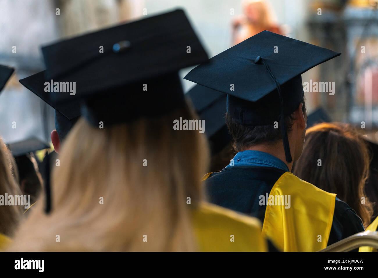 40e207c97 Concept Student Graduation Day Imágenes De Stock   Concept Student ...
