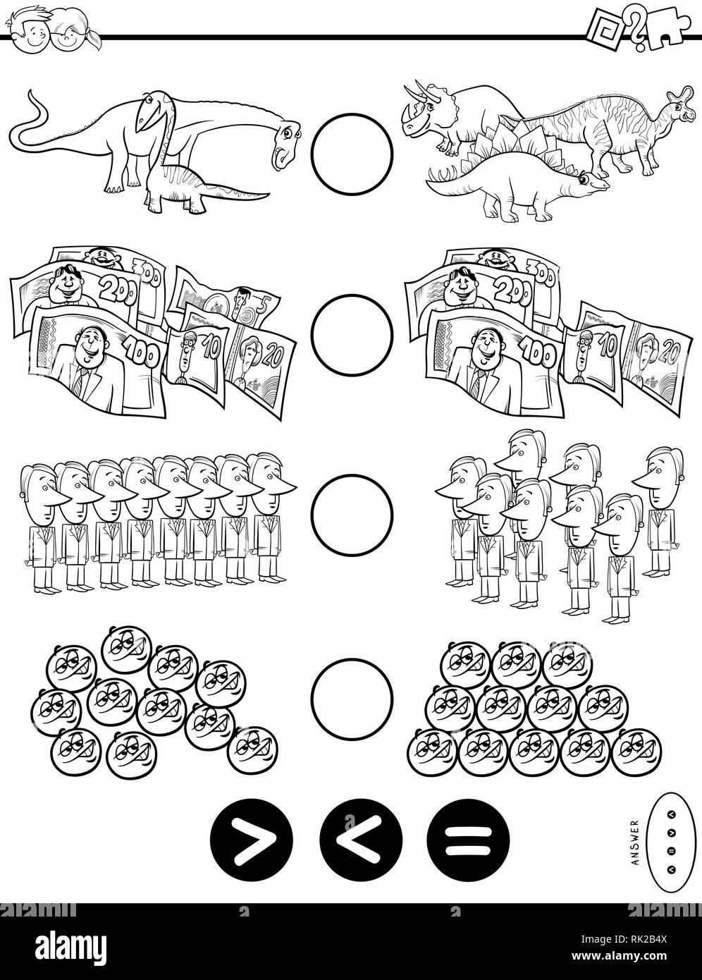 Dibujos Para Colorear Matematicas Preescolar Imagenes Para Colorear
