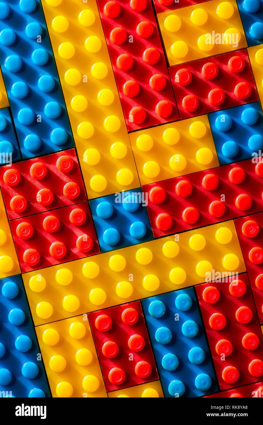Cubos PlásticoJuguete Geométricos Sólidos De Construcción PkiuTZXO