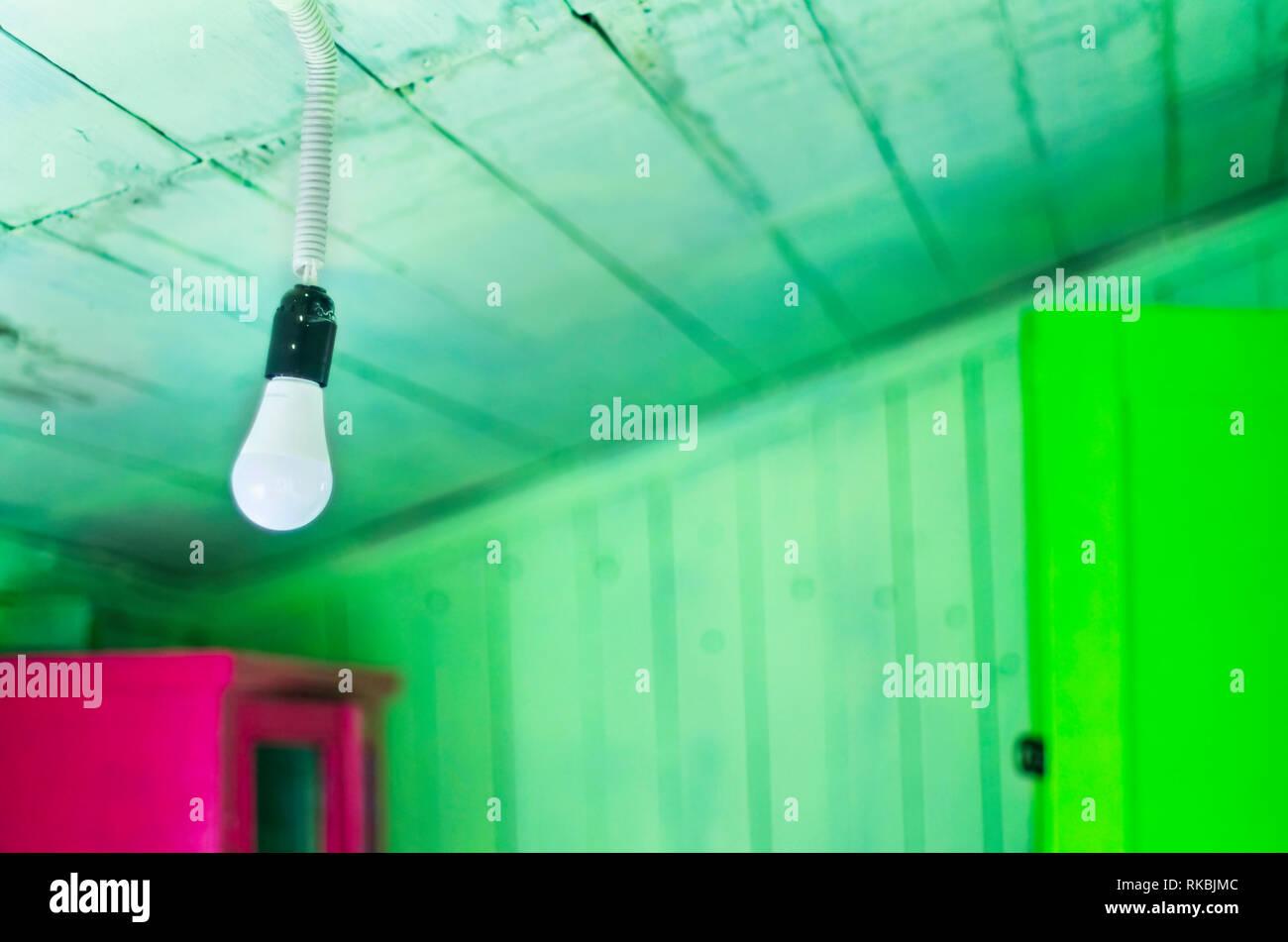 Lámpara colgantes energía LEDParedes Ahorro Luz de y IH9EeD2WY
