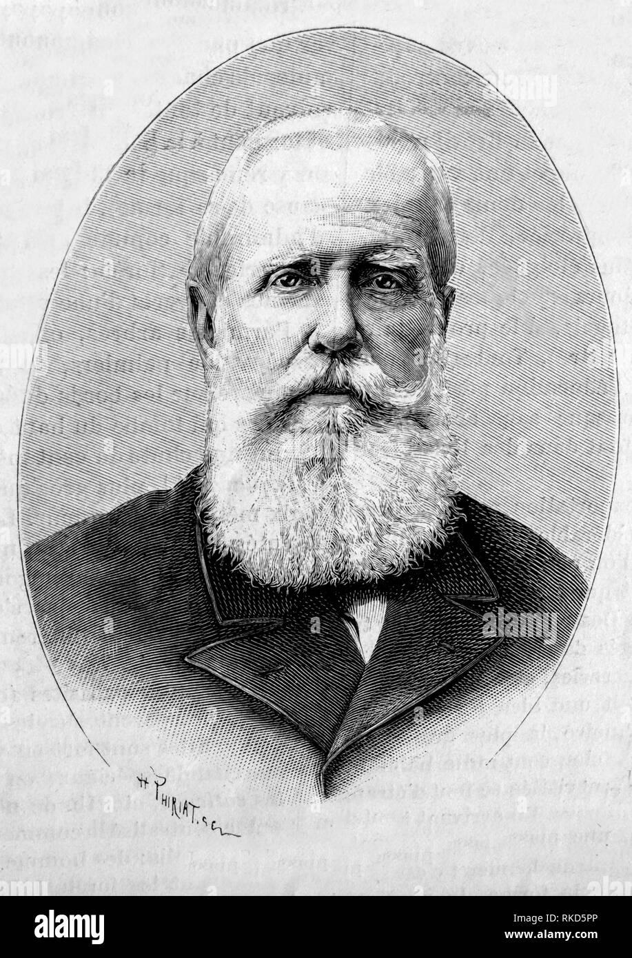 Dom Pedro I (Inglés: Pedro I; el 12 de octubre de 1798 - 24 de septiembre de 1834), apodado ''el Libertador'', fue el fundador y primer gobernante del imperio de Imagen De Stock