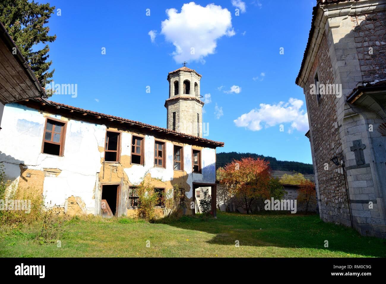 Iglesia de Sveta Nikola, Koprivstica, Bulgaria. Foto de stock