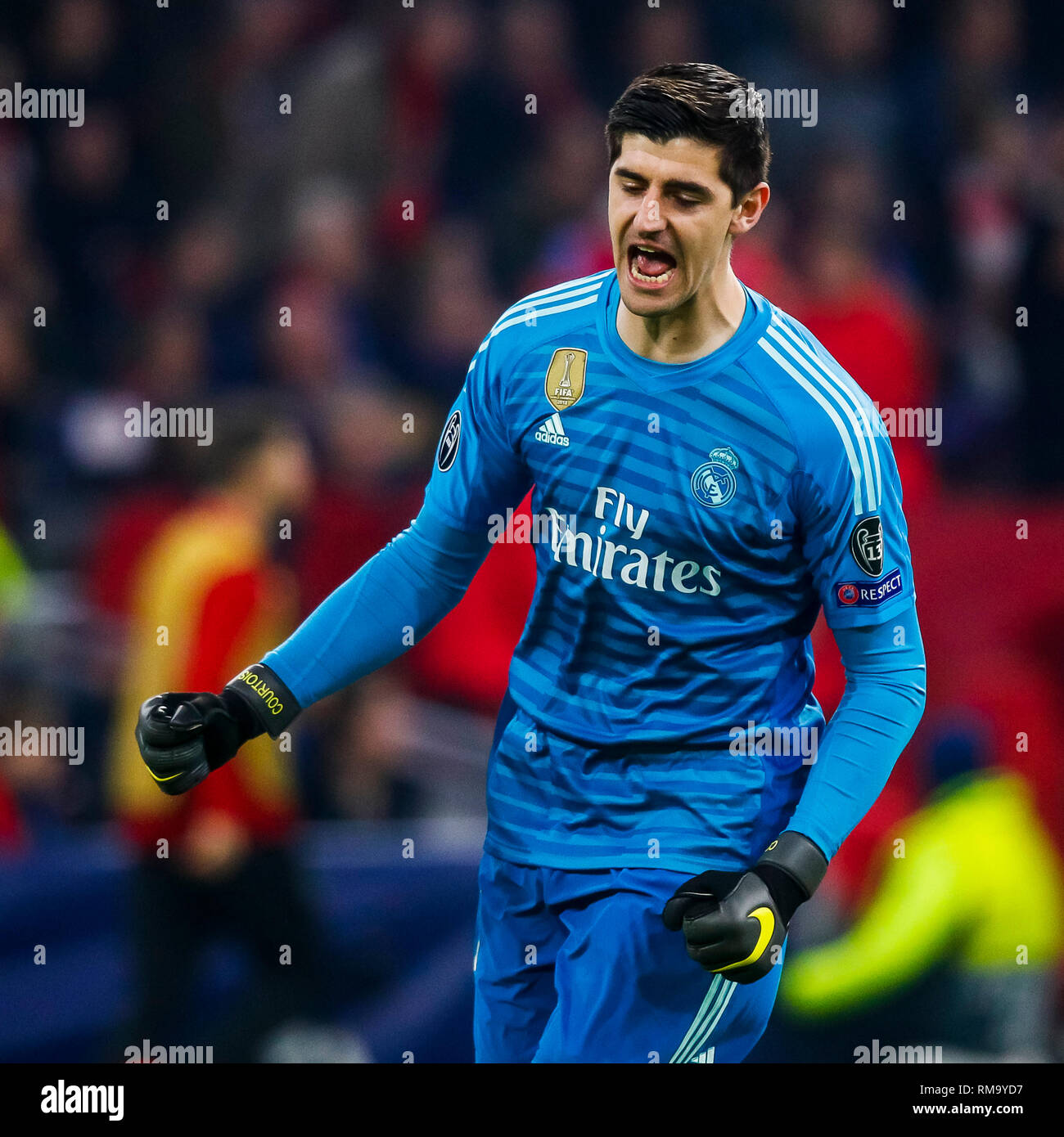 Portero Real Madrid Imágenes De Stock & Portero Real Madrid