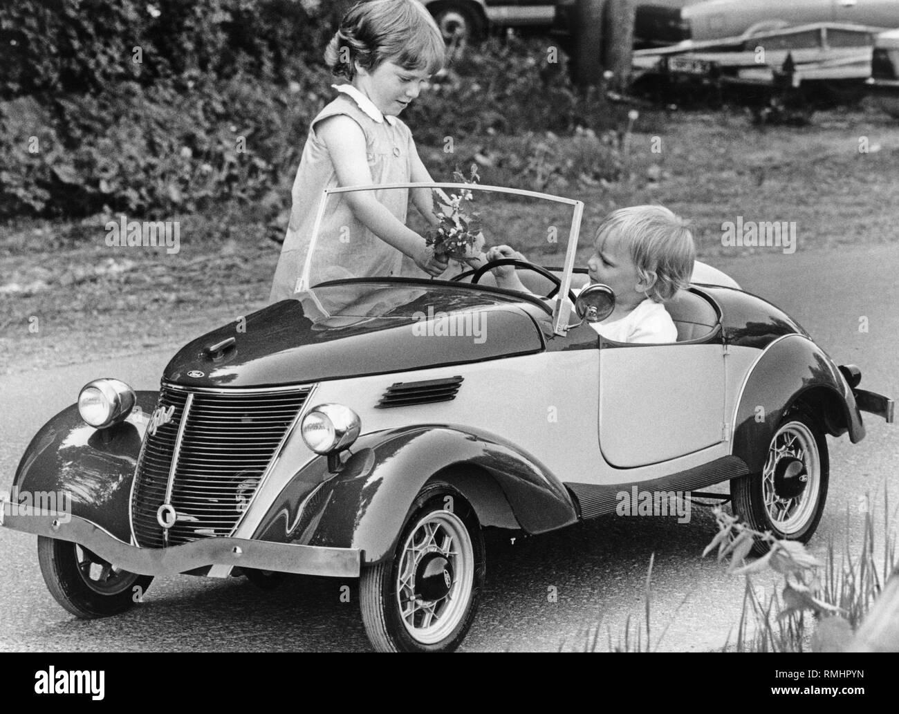 de Joachim Vehículo Motor master un construyó Milzow Ford 6YfIbygv7
