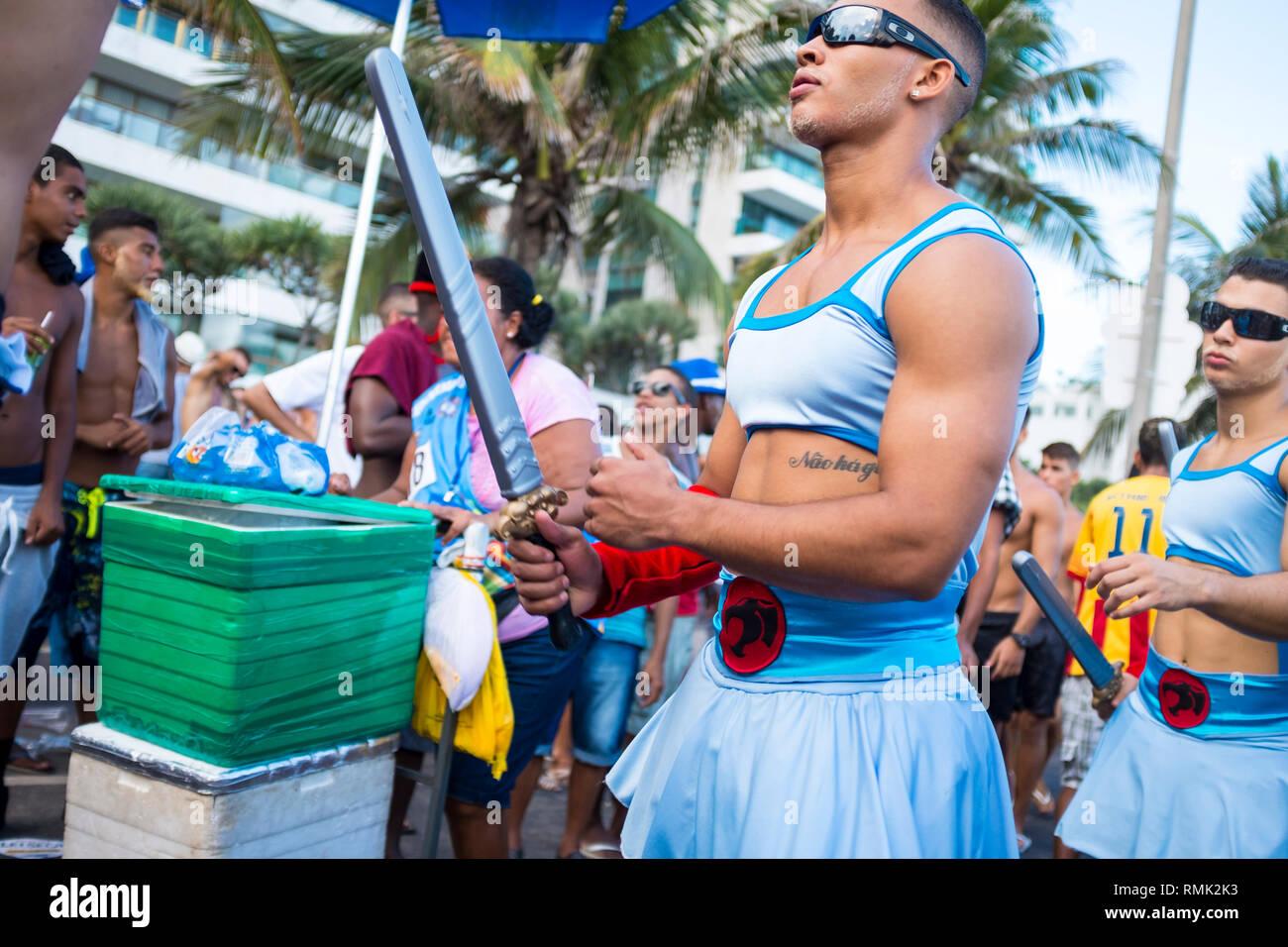 9a9c695c13ca RIO DE JANEIRO - 20 de enero de 2015: el joven brasileño los hombres ...