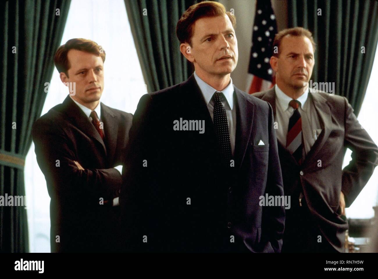 Trece días, Steven CULP, Bruce Greenwood, Kevin Costner, 2000 Imagen De Stock