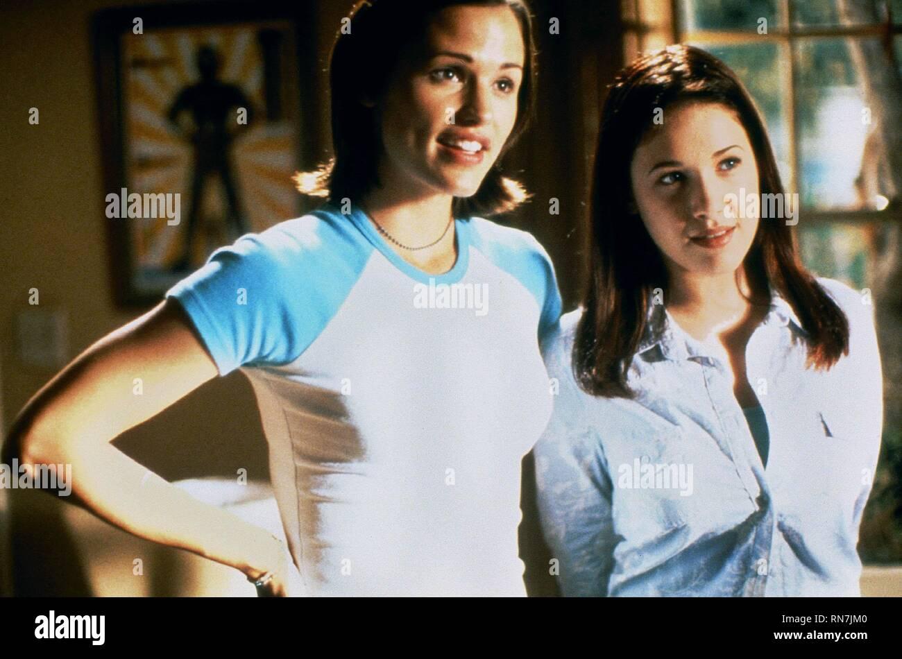 Amigo, ¿dónde está mi coche?, Jennifer Garner, Marla Sokoloff, 2000 Foto de stock