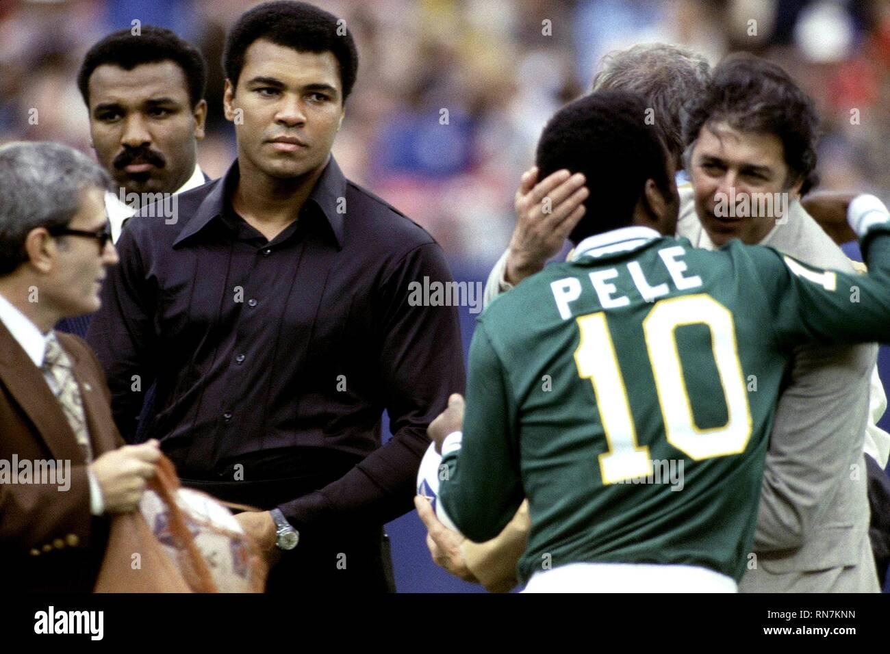 MUHAMMAD ALI, Pelé, una vez en la vida: la extraordinaria historia del Cosmos de Nueva York, 2006 Imagen De Stock