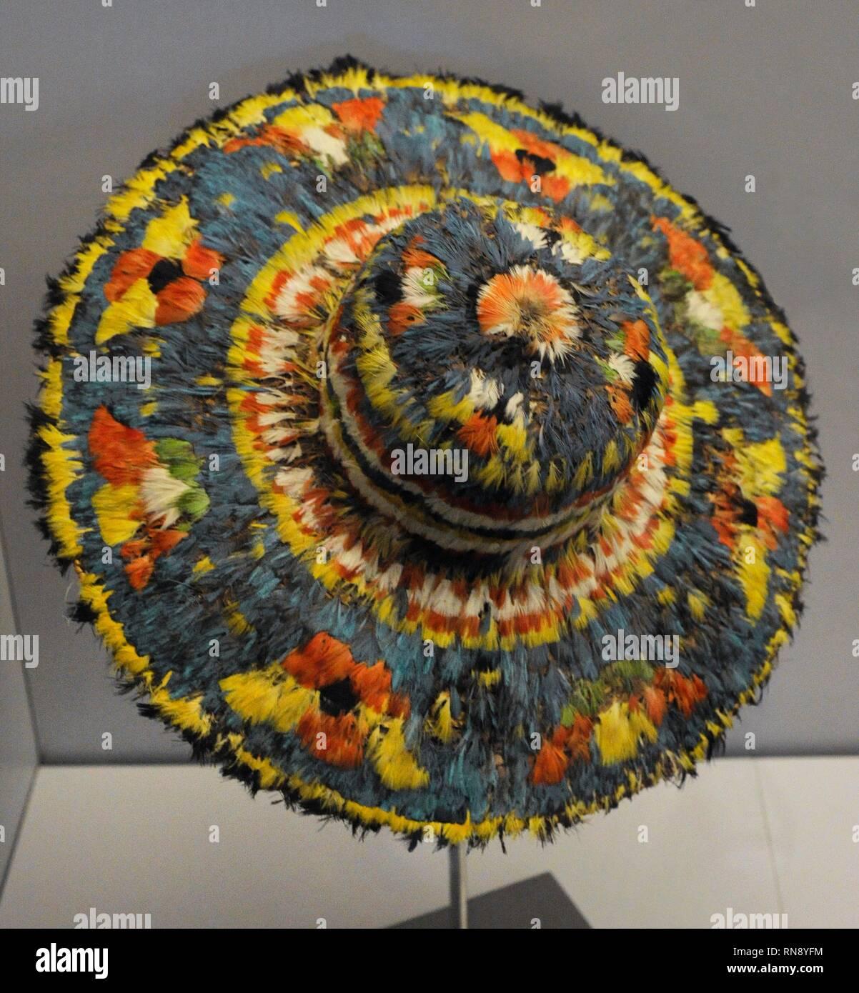 Sombrero. Hallado en la Expedición Botánica dirigida por Hipólito Ruiz 932401c47b3