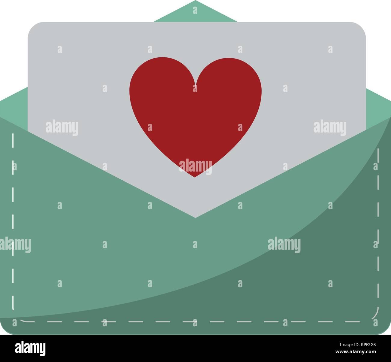 Sobre Con Carta De Amor Imágenes De Stock Sobre Con Carta De Amor