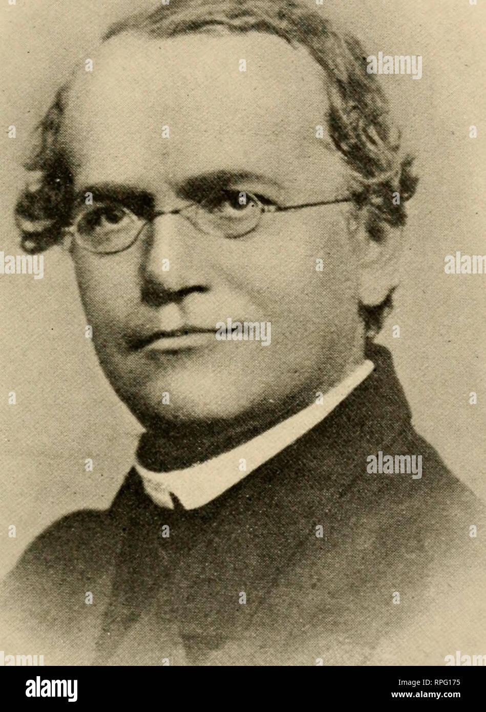 Johann Gregor Mendel Imágenes De Stock Johann Gregor